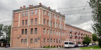 Проспект Обуховской Обороны, дом 108, корпус 2