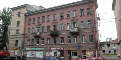 Проспект Обуховской Обороны, дом 219