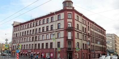 Проспект Стачек, дом 2