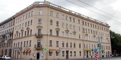 Проспект Стачек, дом 4