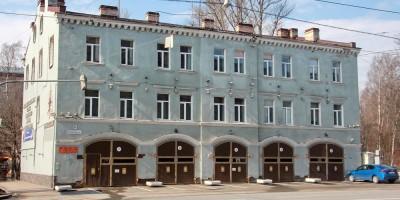 Проспект Энгельса, дом 28, литера В, пожарная часть
