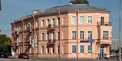 Приморский проспект, 25
