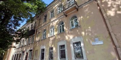 Приморский проспект, дом 35