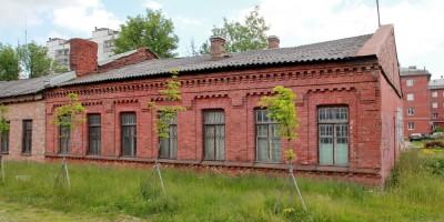 Рябовское шоссе, дом 121, корпус 1, юго-западная часть