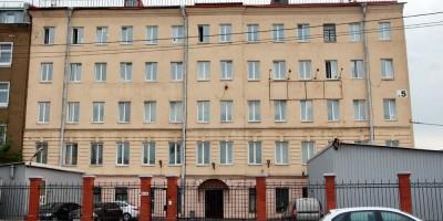 Рыбинская улица, 5