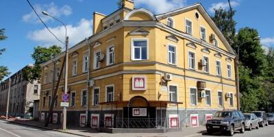 Сердобольская улица, 68, литера Ф