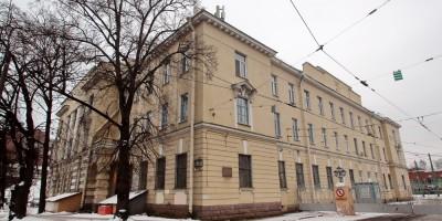 Сердобольская улица, дом 2г