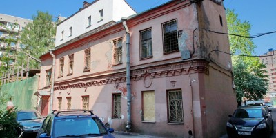 Сердобольская улица, дом 35, литера Б