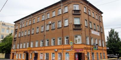 Сердобольская улица, дом 57