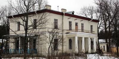 Сестрорецк, Парковая улица, дом 14, дом Витцеля