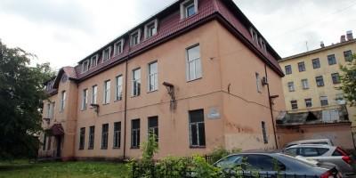 Севастопольская улица, дом 15