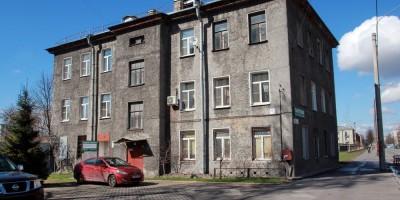 Шепетовская улица, дом 16
