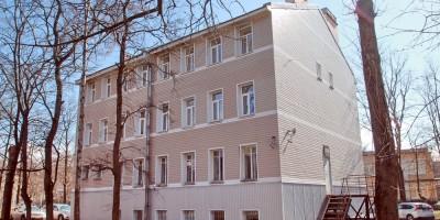 Шепетовская улица, дом 3, корпус 2