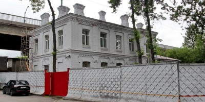Сортировочная-Московская улица, дом