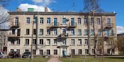 Среднеохтинский проспект, дом 1, корпус 3
