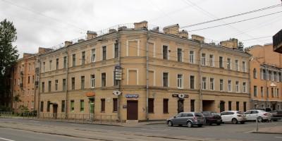 Среднеохтинский проспект, дом 24