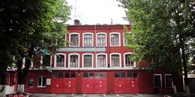 Средняя улица, дом 3, пожарная часть