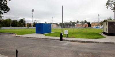 Стадион на проспекте Металлистов