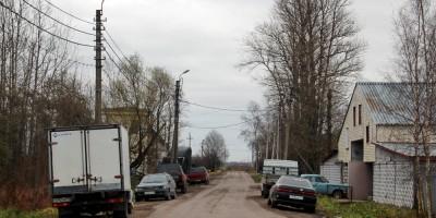 Старо-Паново, Павловский переулок