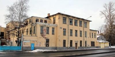 Свердловская набережная, дом 4