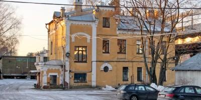Удельный проспект, дом 40