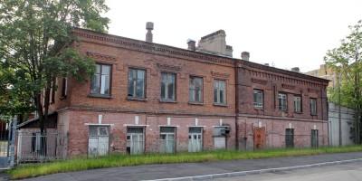 Улица Цимбалина, дом 13, литера К
