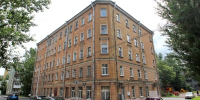 Улица Цимбалина, дом 30