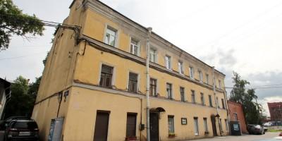 Улица Цимбалина, дом 38