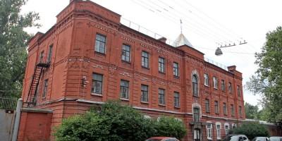 Улица Дудко, дом 3, литера Ч
