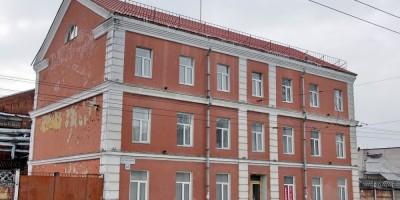 Улица Комсомола, дом 1-3, литера Ш