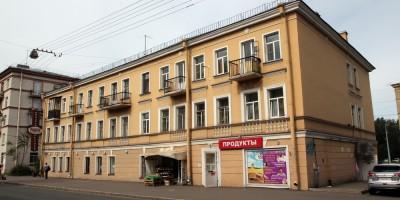 Улица Крупской, дом 17