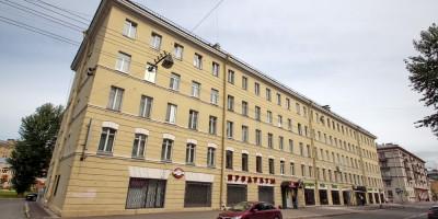 Улица Крупской, дом 21