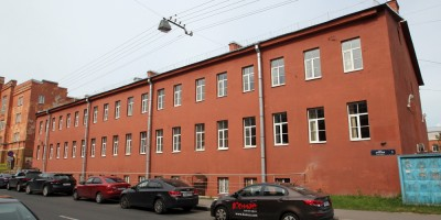 Улица Крупской, дом 3