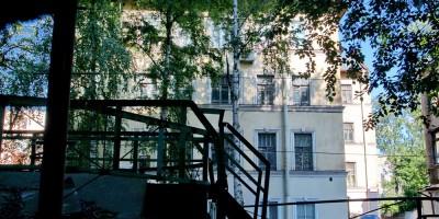 Улица Курчатова, дом 10, литера Б