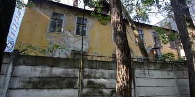 Улица Курчатова, дом 10, литера Х