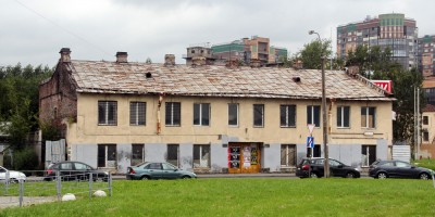 Улица Метростроевцев, дом 22