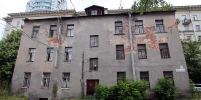 Улица Молдагуловой, дом 3, корпус 2