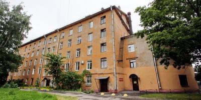 Улица Новоселов, дом 2