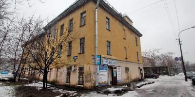 Улица Ольги Берггольц, дом 31