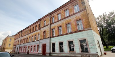Улица Ольминского, дом 4