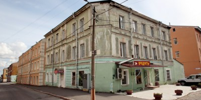 Улица Ольминского, дом 6