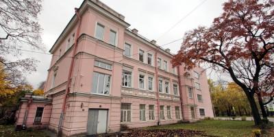 Улица Оскаленко, дом 18