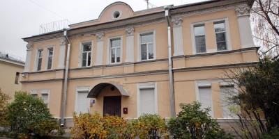 Улица Оскаленко, дом 19
