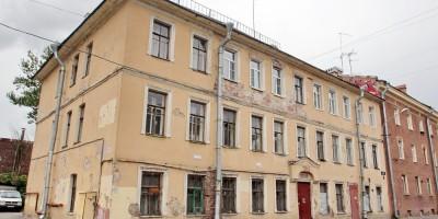 Улица Салова, дом 3