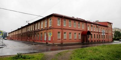 Улица Швецова, 12, корпус 2