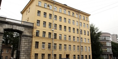 Улица Швецова, дом 11