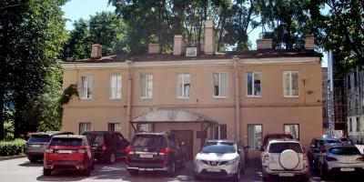 Улица Швецова, дом 15