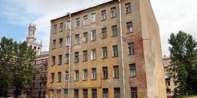 Улица Трефолева, дом 18, литера К