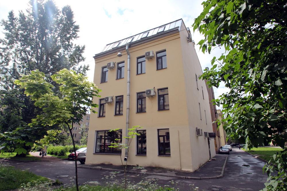 Улица Трефолева, дом 18
