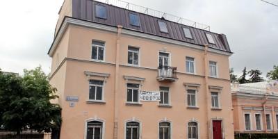 Улица Ивана Черных, дом 25